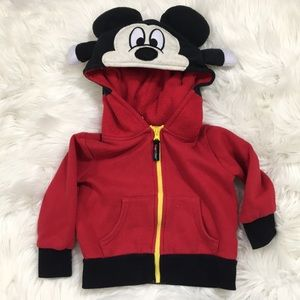 🌶 is 4 for $20. Disney Mickey Mouse hoodie
